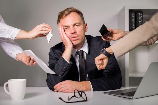 Les risques psychosociaux au travail en deux mots