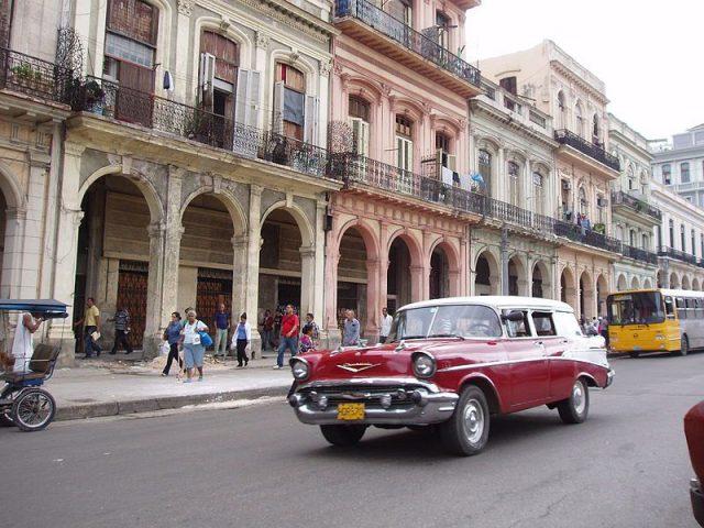 Venez découvrir la vie culturelle cubaine