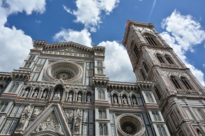 Une visite virtuelle de la galerie de l'Académie de Florence